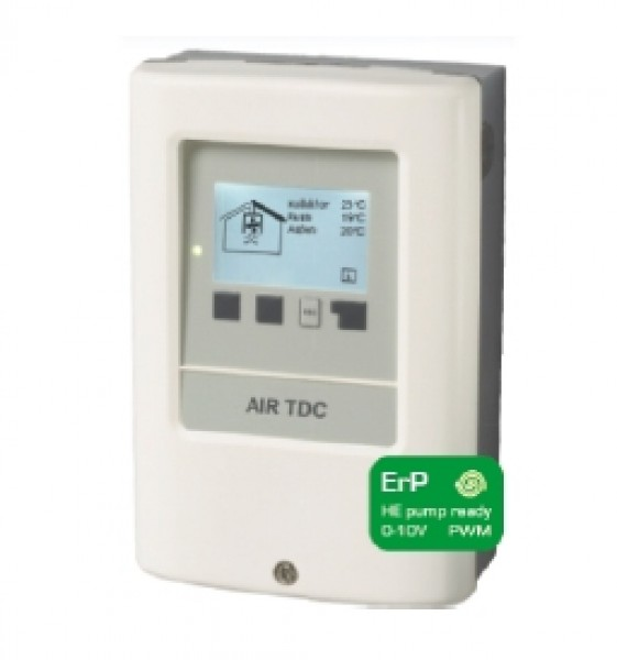 SolarVenti Temperatur-Differenzregler AIR TDC